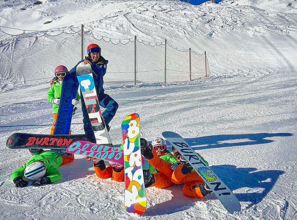 Storica Scuola di Sci e Snowboard - Alagna Valsesia