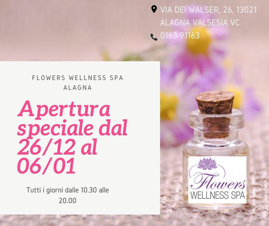 Flowers Wellness SPA - Alagna Valsesia
