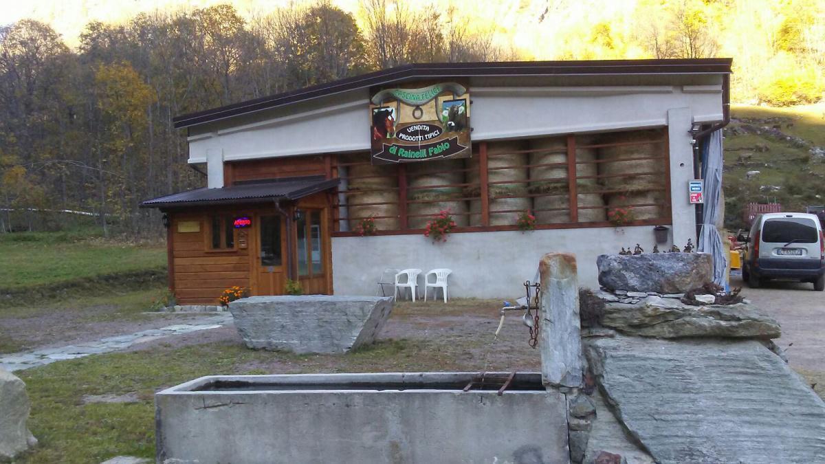 Cascina Felice Typical Food Shop - Alagna Valsesia