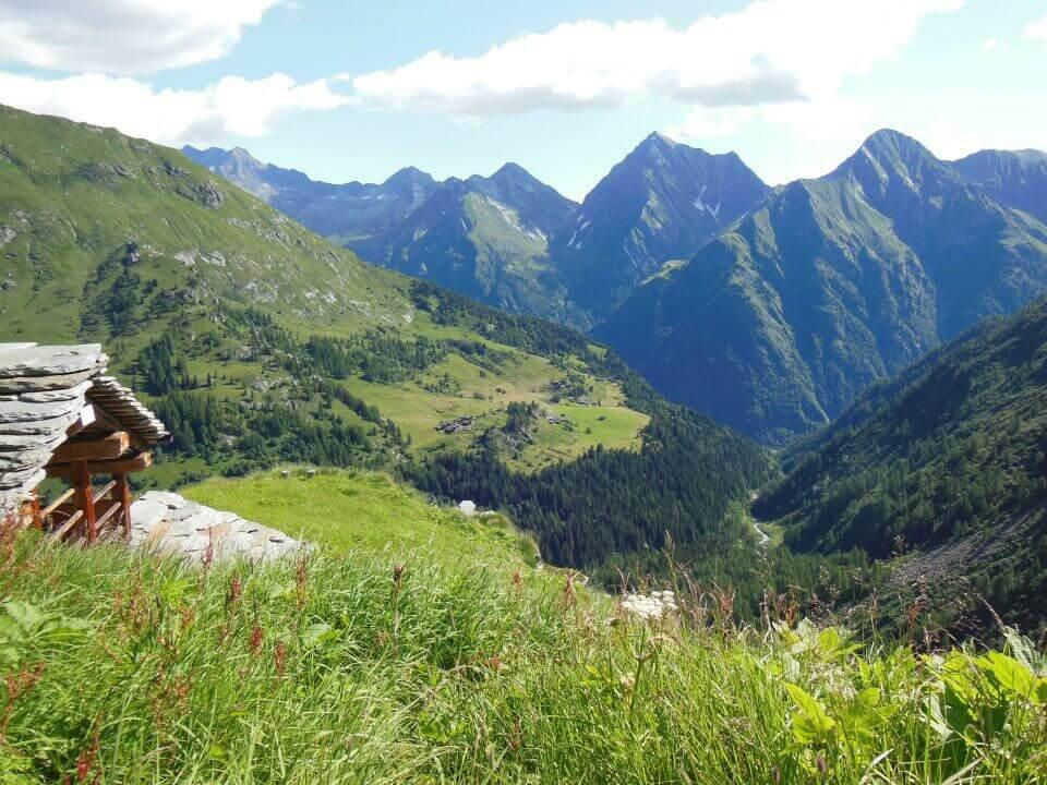 Alagna - Laghi Tailly (n° 203A)