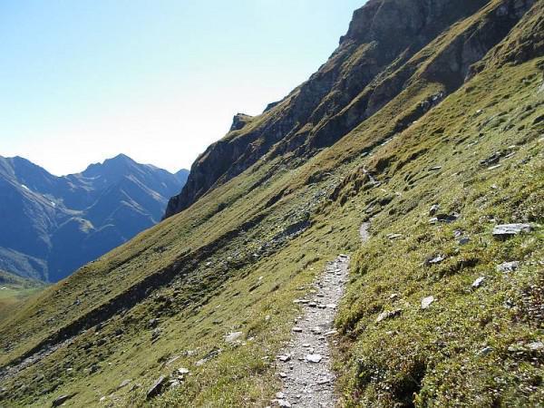 Alagna - Passo Foric (n° 203B)