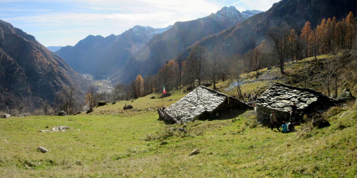Alagna - Alpe Stofful Inferiore (n° 205F)