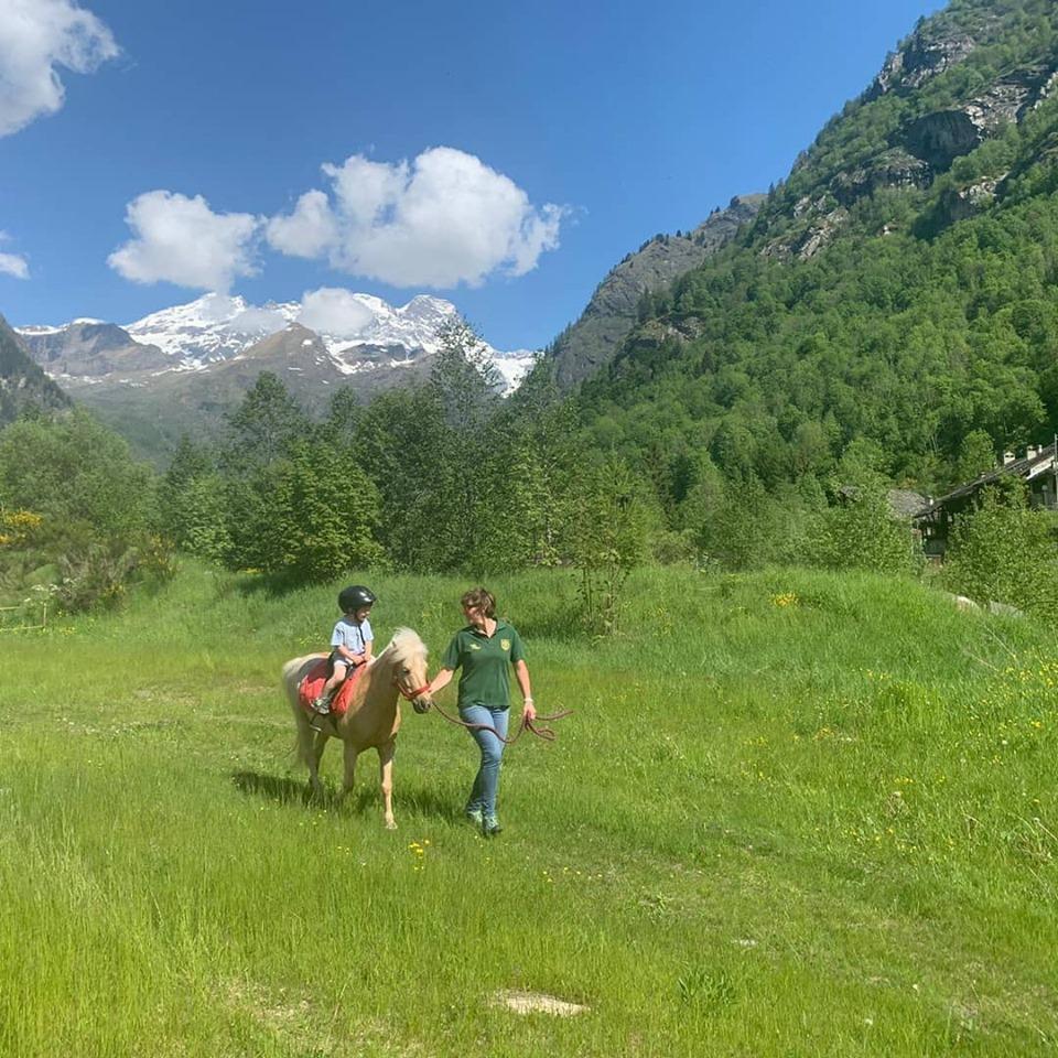 """Horse Racing Center """"Alta Valsesia"""", Vaira's Farm - Riva Valdobbia"""
