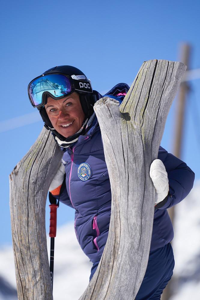OXYGENSKI Maestra e Allenatrice di sci alpino - Alagna
