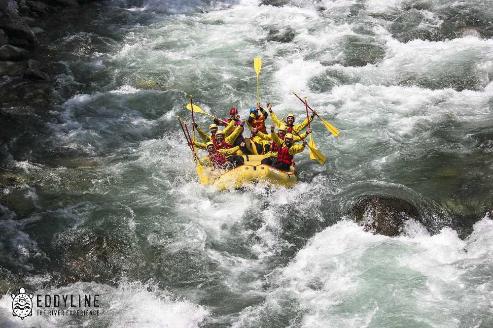 Eddyline - Rafting