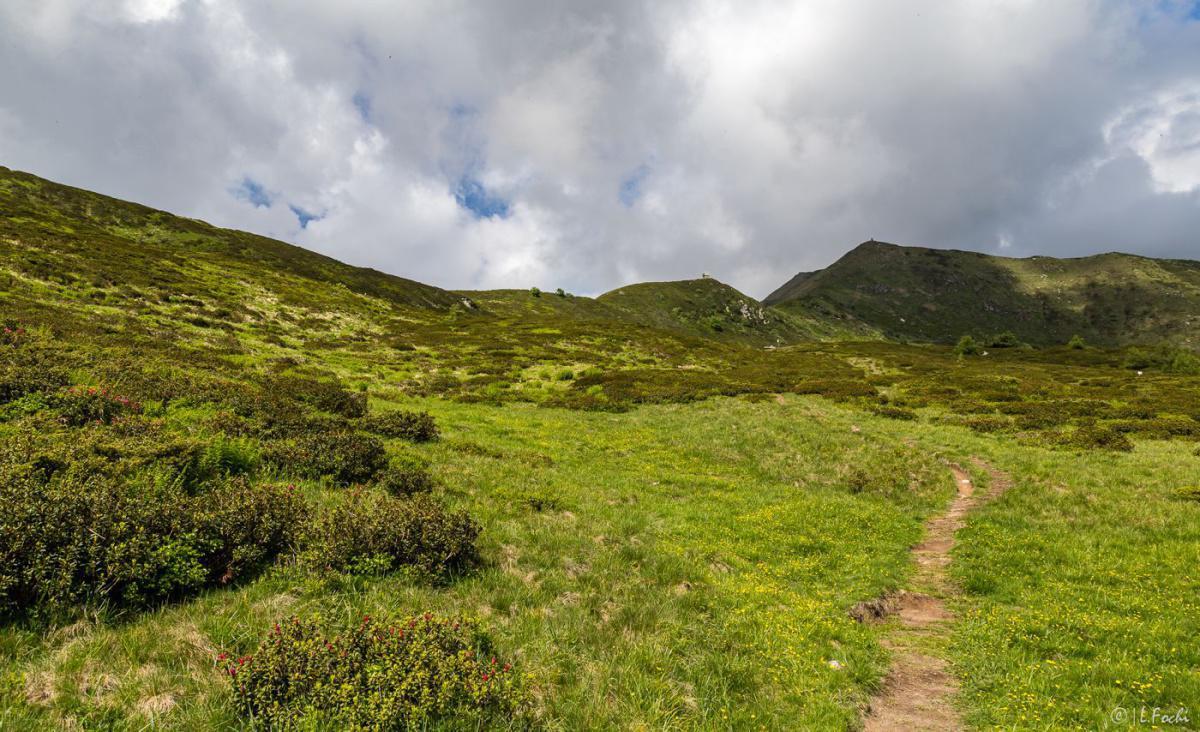 Percorsi di Trekking/ Hiking - Mera