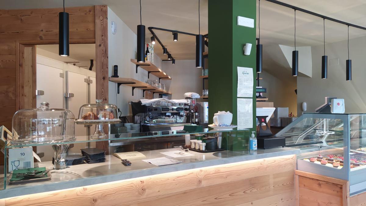 Pasticceria e caffetteria Der Gourner - Alagna