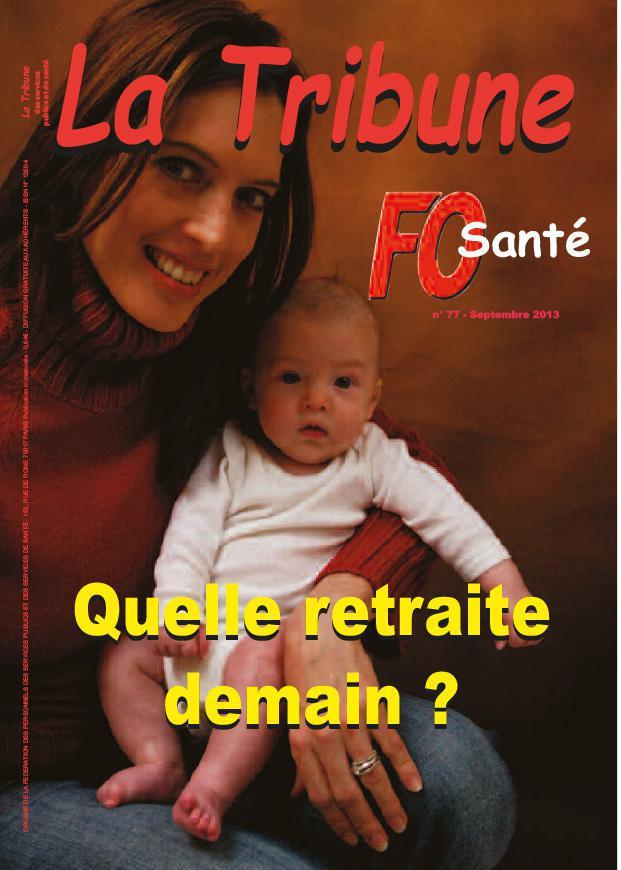 La Tribune n°77