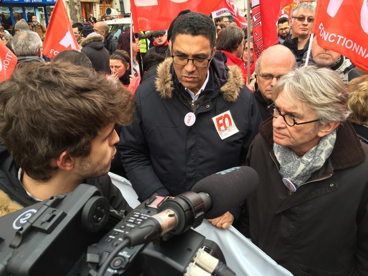Manifestation du 26 Janvier 2016