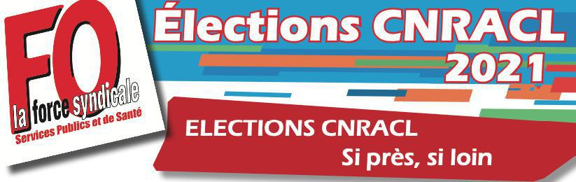 Elections CNRACL 2021 N°1