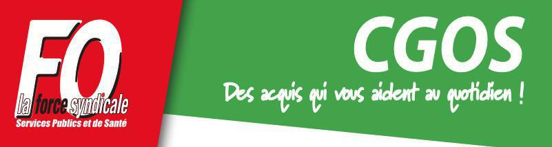 COMPTE RENDU DU CONSEIL D'ADMINISTRATION CGOS DU 16 DECEMBRE 2020