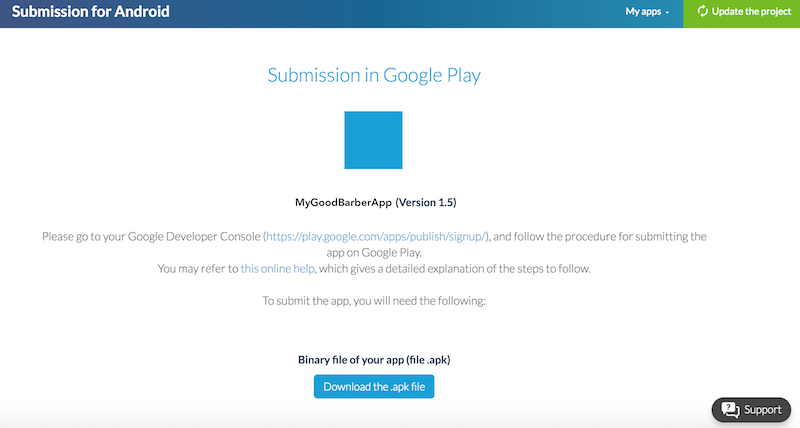 Android - Atualizando o app Android no Google Play - Base de