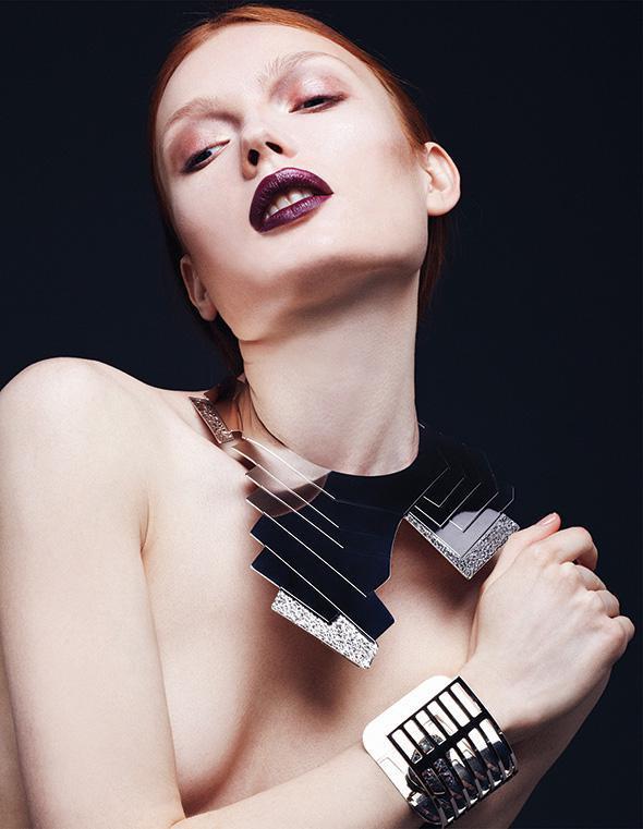 Valentina Sciumé, créatrice italienne repérée par Vogue Italie et disponible sur le Club Amilcar