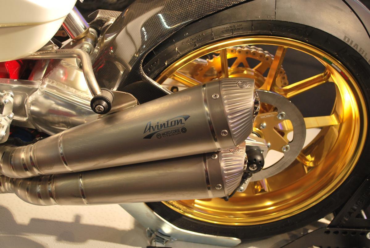 AVINTON, pour les passionnés de motos de caractère