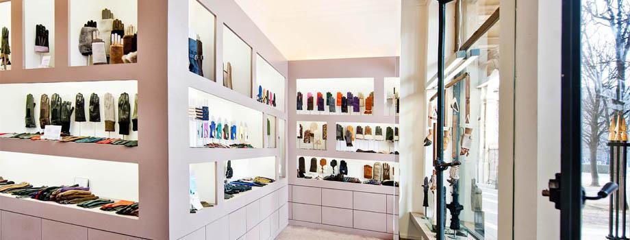 LA MAISON FABRE : French luxury gloves since 1924 / Gantier de luxe français depuis 1924