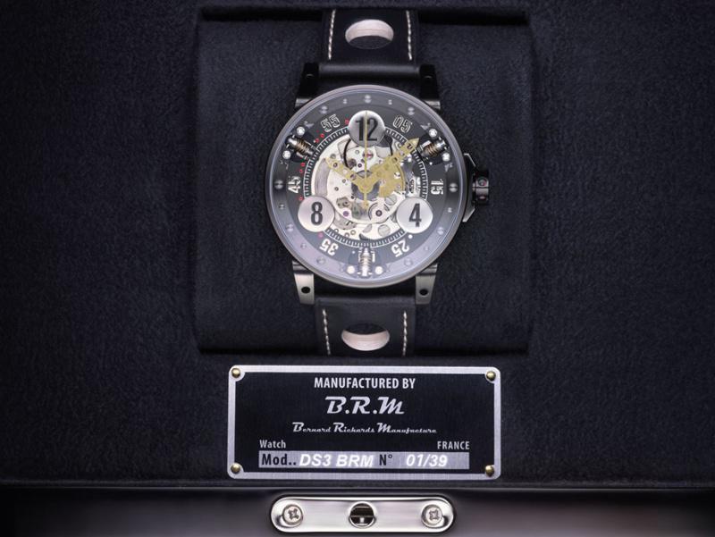 Un modèle unique BRM & DS à 33 900€ chez DS World - Vendu.