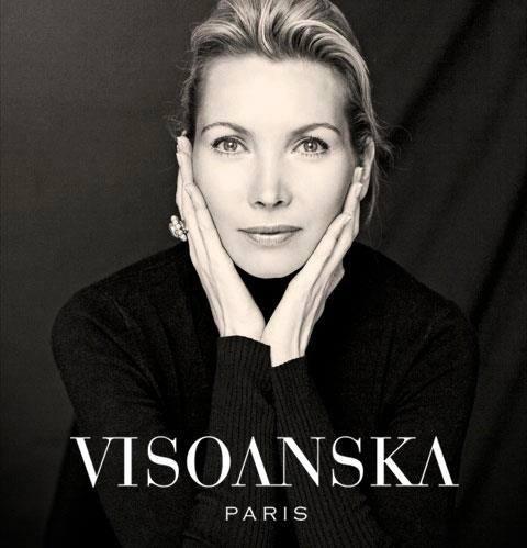 VISOANSKA, haute cosmétique / High Cosmetics - PARIS