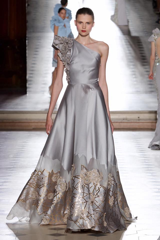 Fashion Week : Tony Ward - Haute couture Automne-Hiver 2016-2017