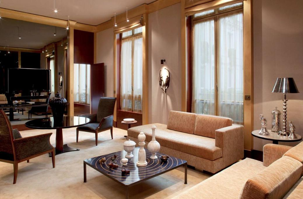 Park Hyatt Paris Vendôme ***** - Luxe et modernité / Luxury and modernity