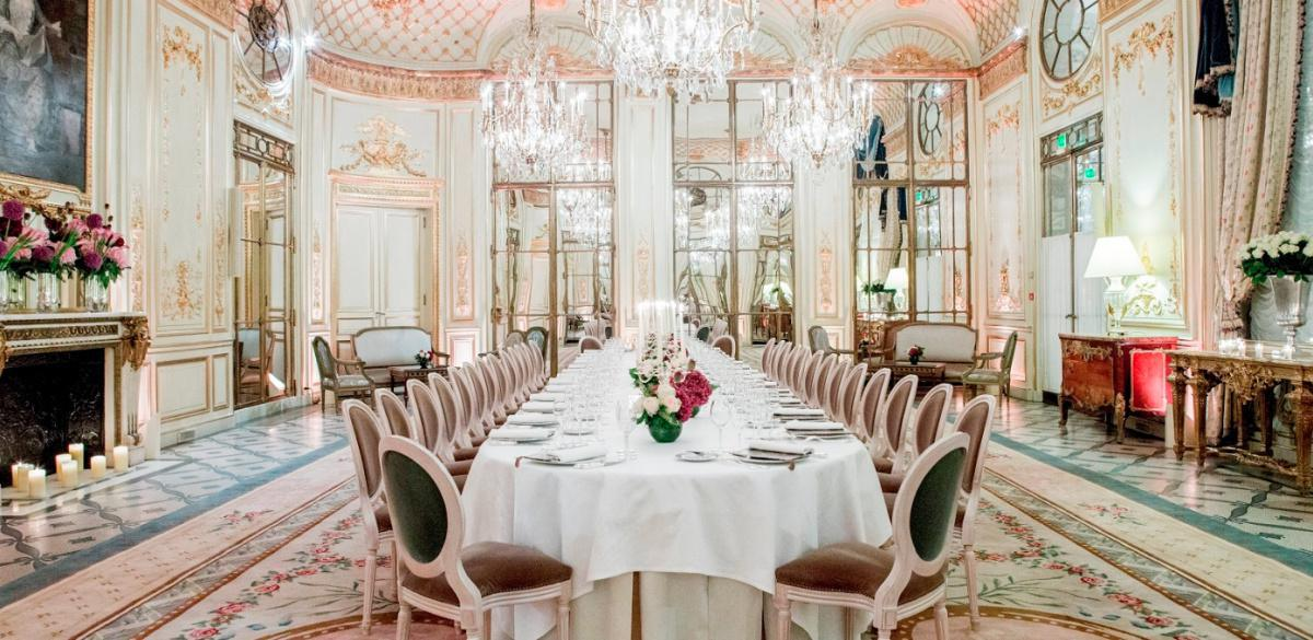 Le Meurice ***** - Luxury Palace