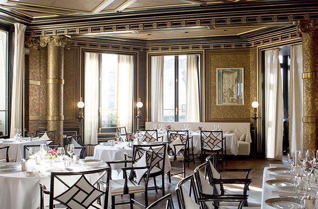 RESTAURANT GABRIEL - PARIS - TESTE PAR LE CLUB - TESTED BY THE CLUB