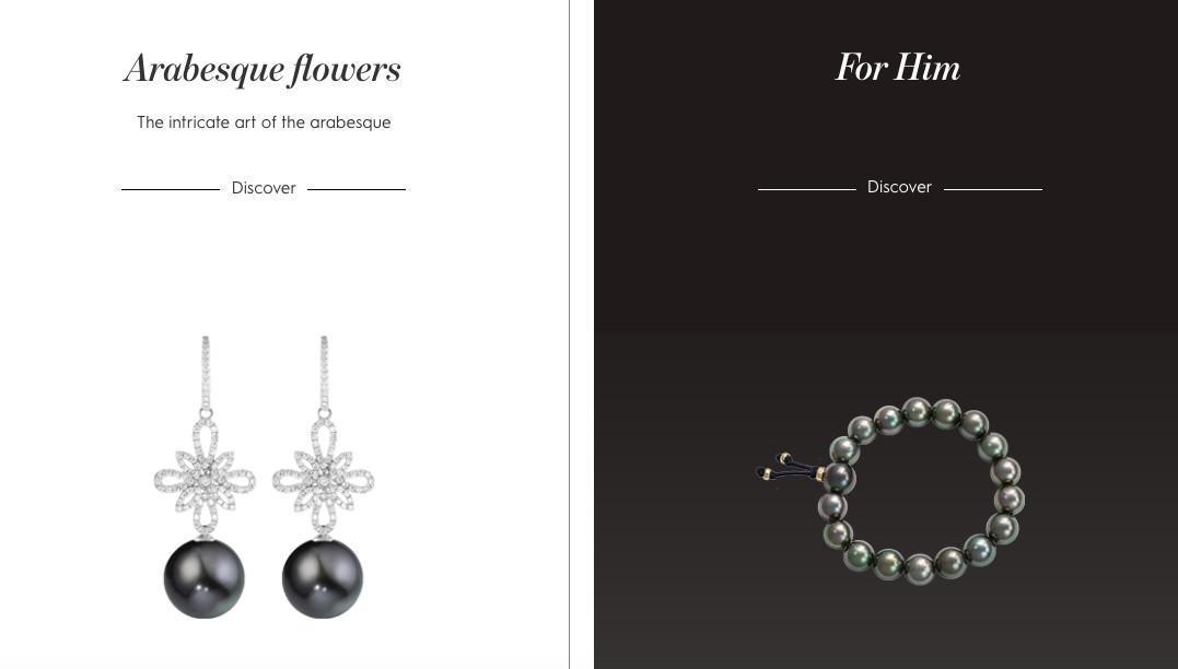 PACOMA : Jewelery & Pearls / Joaillerie de luxe & Perles - Recommandé par le Club.