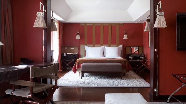 La Réserve Genève - Palace hôtel et spa