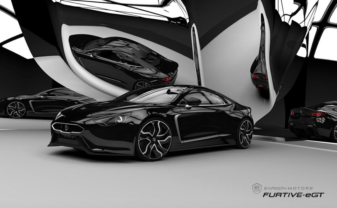FOCUS ON ... EXAGON MOTORS Furtive-eGT / Haute Couture Automobile