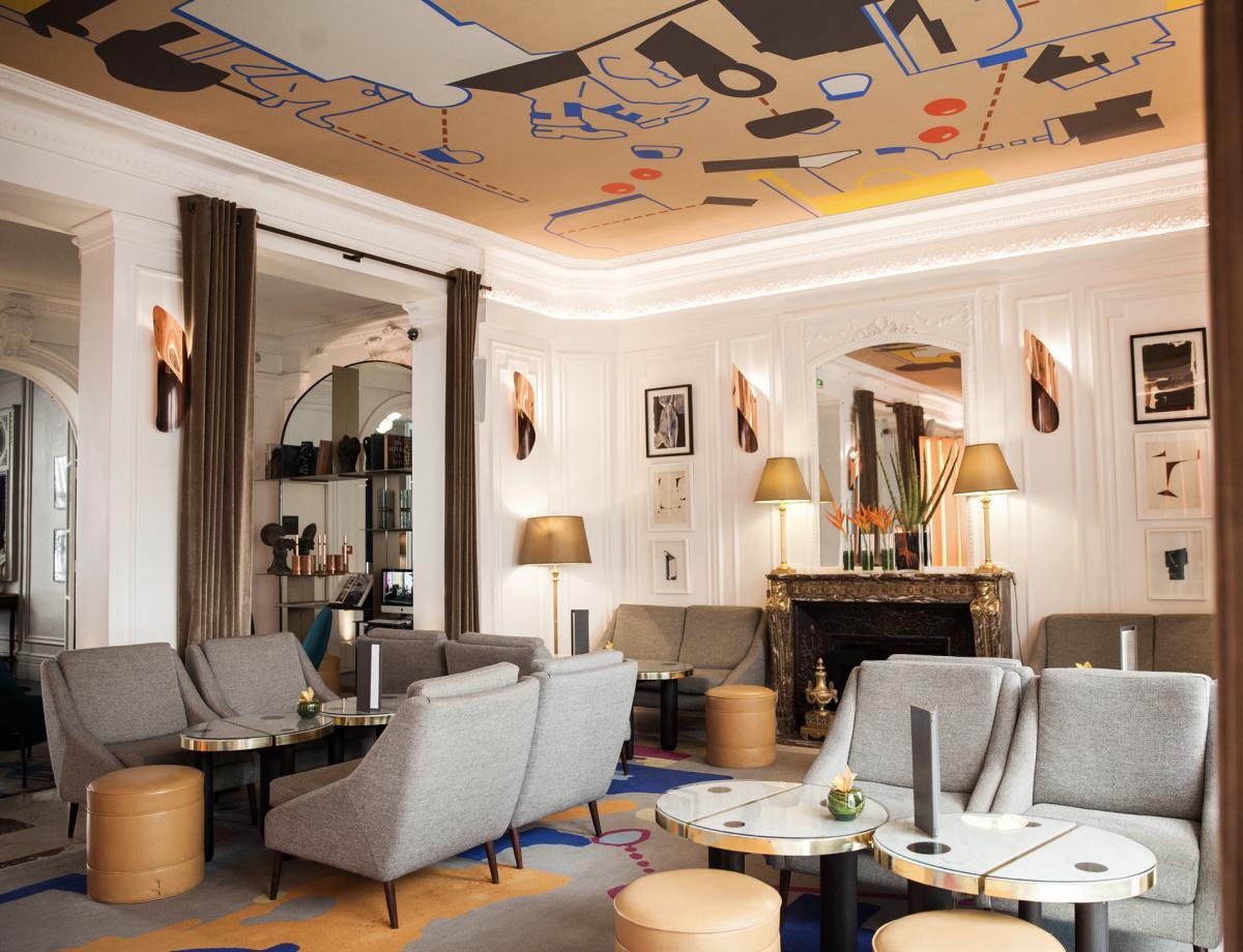 Hotel Vernet - 5 etoiles - PARIS - by B signature