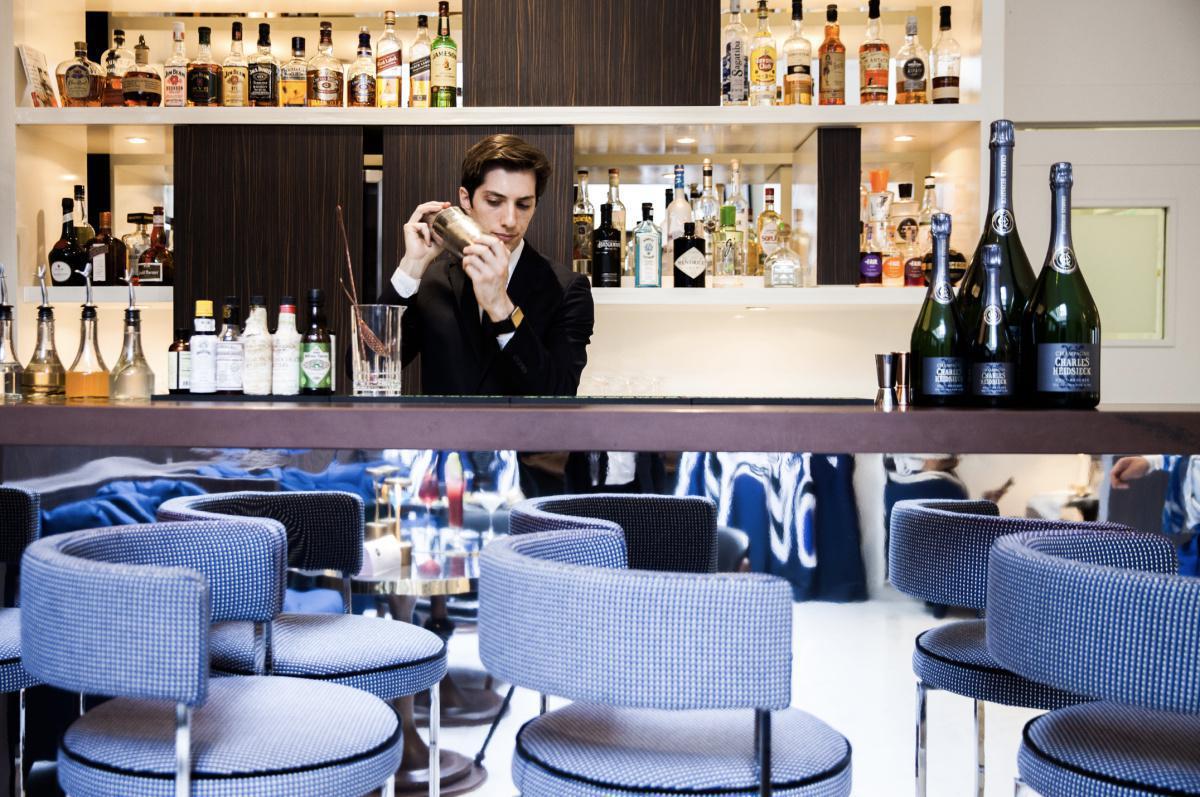Hôtel Bel Ami - 5 etoiles - PARIS - by B signature