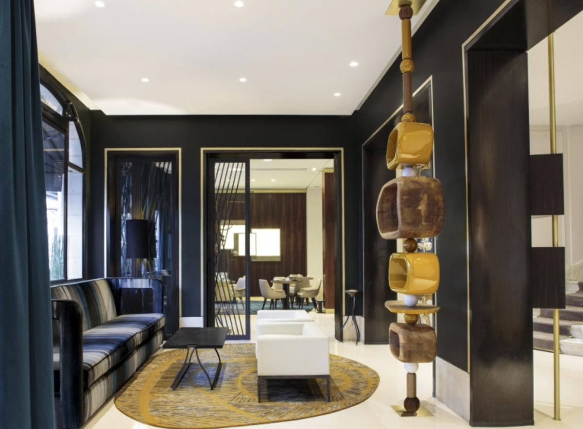 Hôtel Montalembert - 5 etoiles - PARIS - by B signature