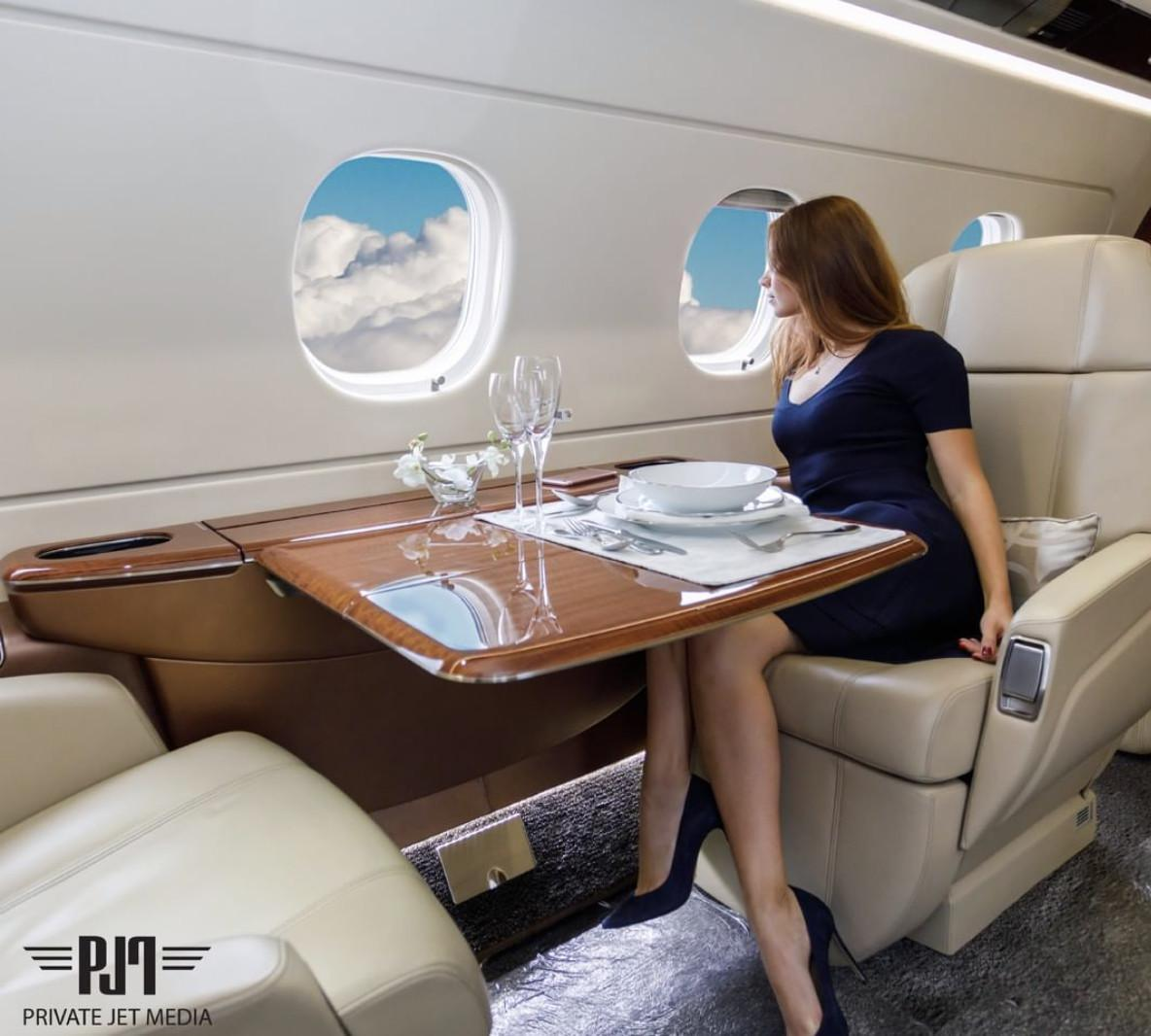Private Jet Media London