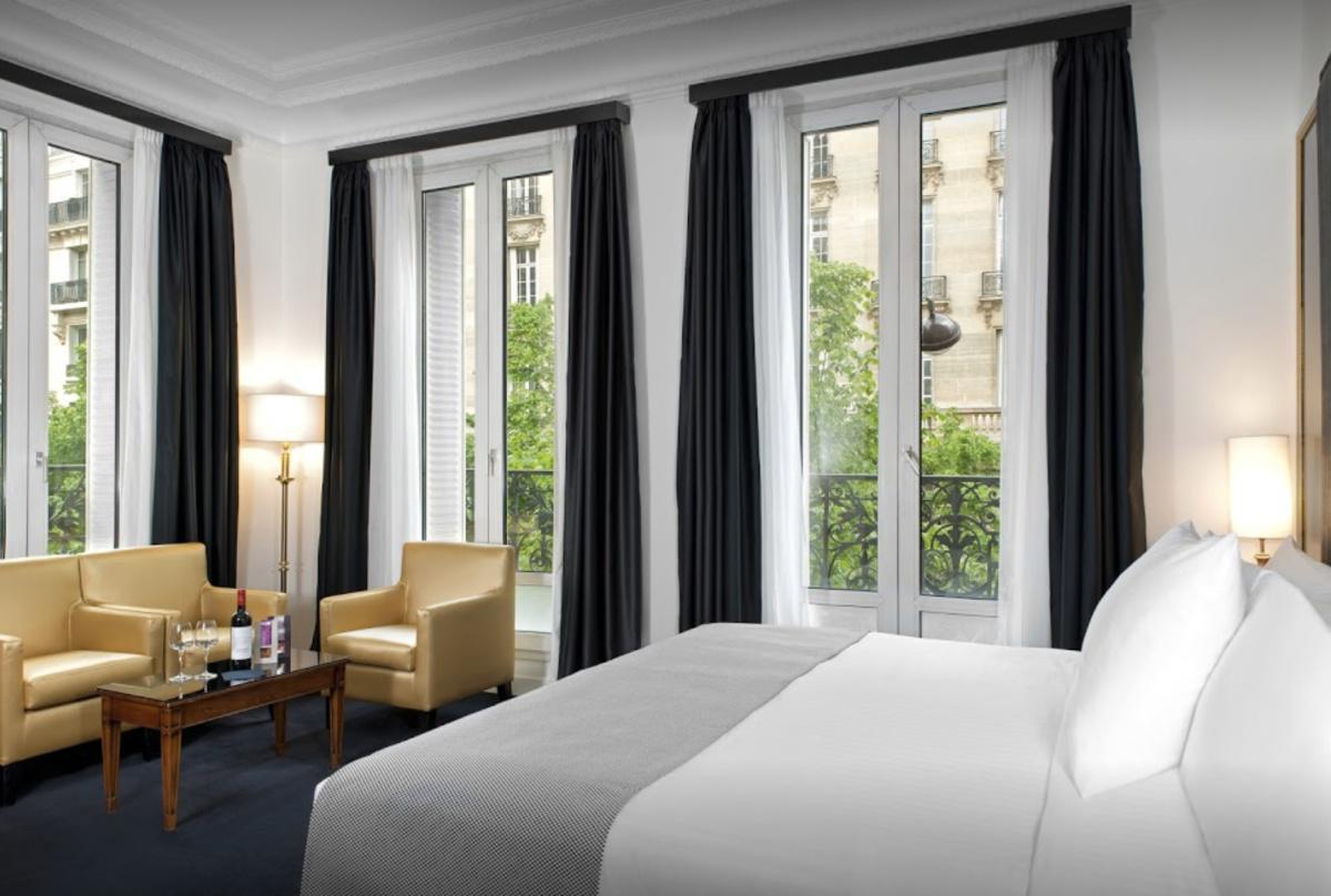Hotêl Melia Champs - Elysées Paris