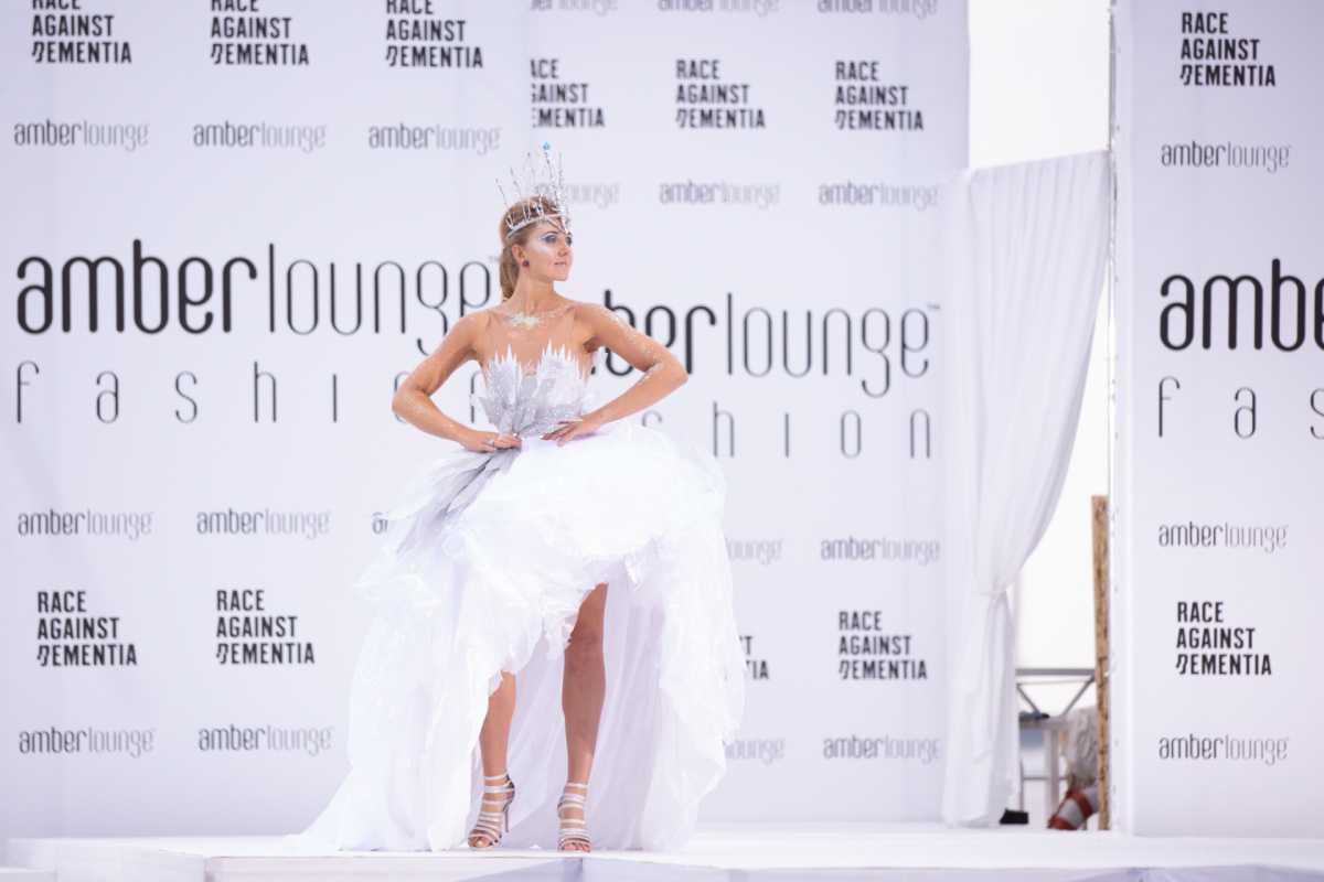 MONACO CHARITY FASHION SHOW - Amber Lounge MONACO