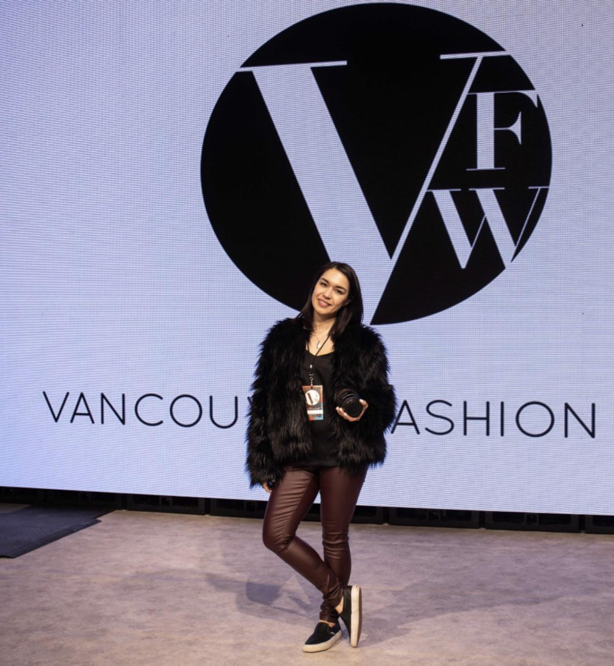 Vancouver Fashion Week Cananda