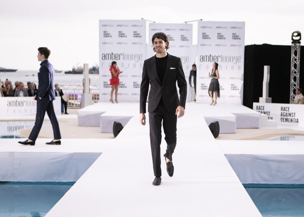 Fashion show - MONACO - Grand Prix 2019