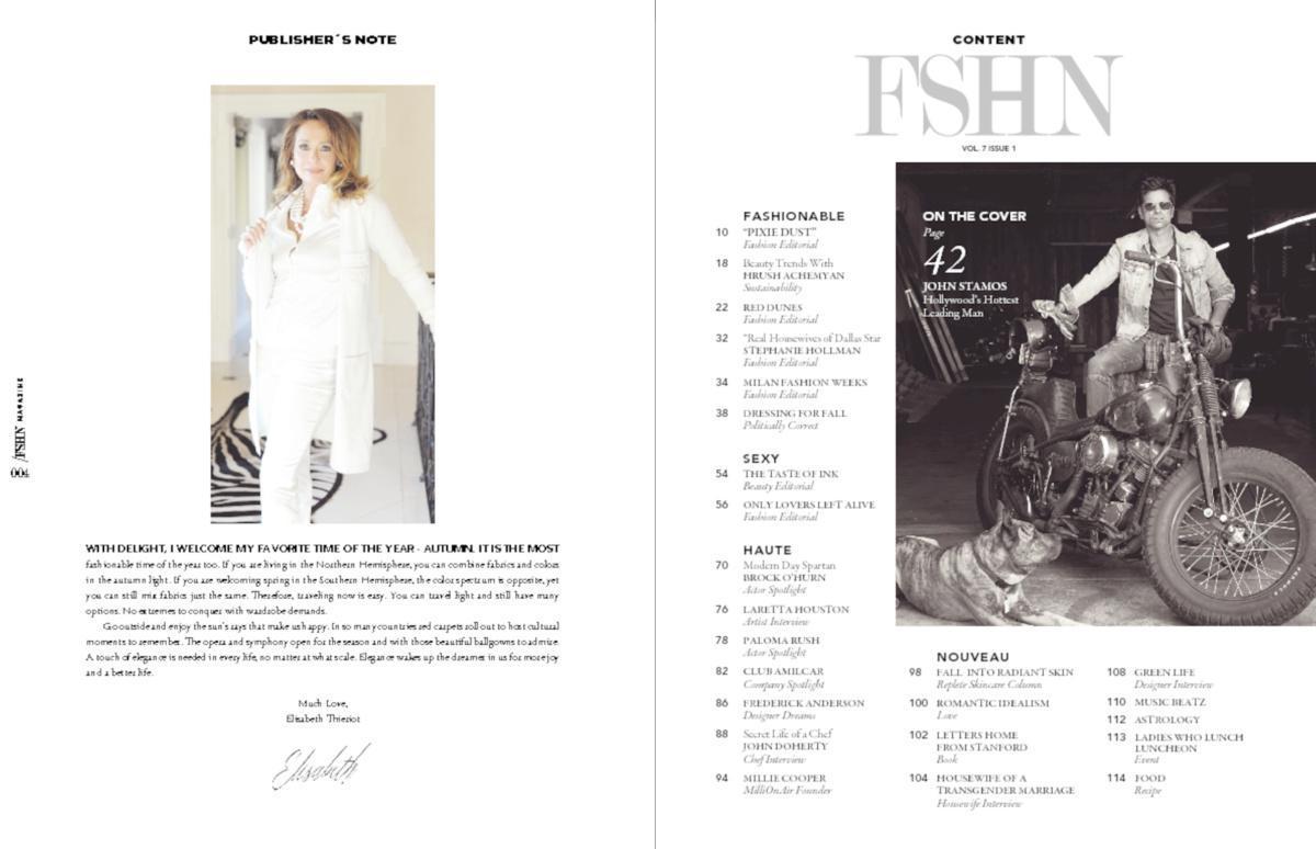 FSHN Magazine talk about Club Amilcar - PRESS BOOK