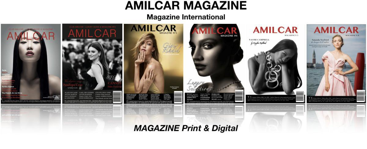 AMILCAR 6 - COVER WITH AMANDA SEYFRIED
