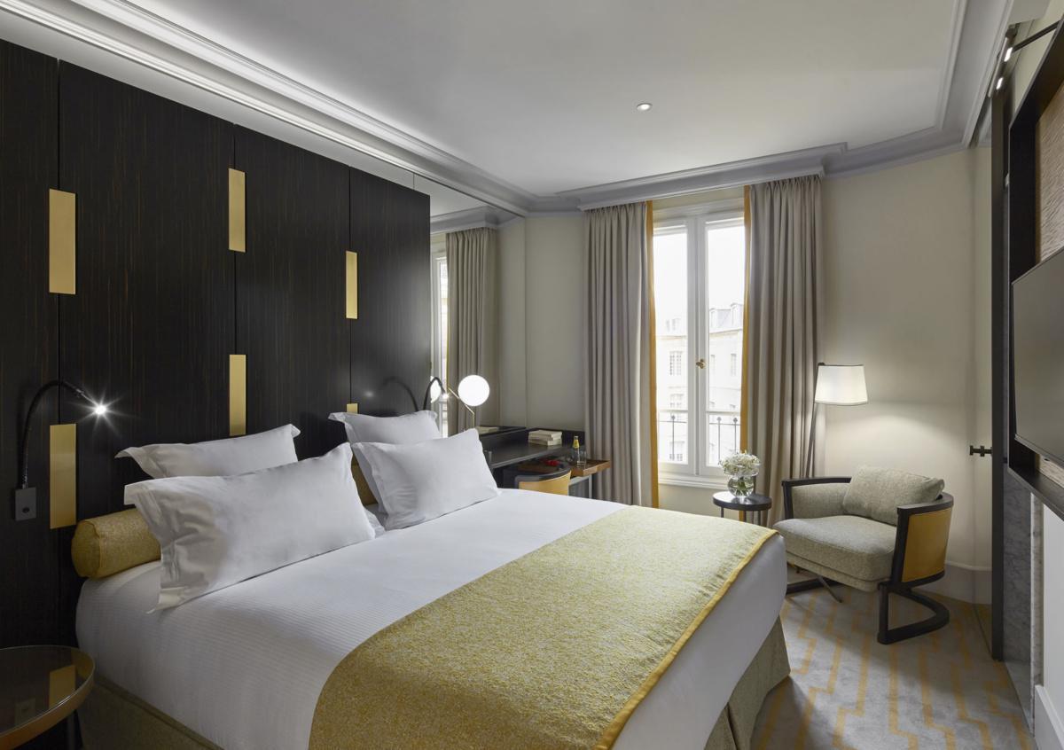 L'hôtel Montalembert 5 étoiles / 5 stars Hotel - Paris Rive Gauche