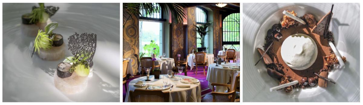 The Domaine de la Bretesche, 5-stars hotel in Loire Atlantique, France.