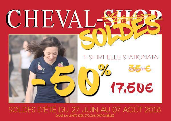 -50% sur votre T-Shirt STATIONATA !