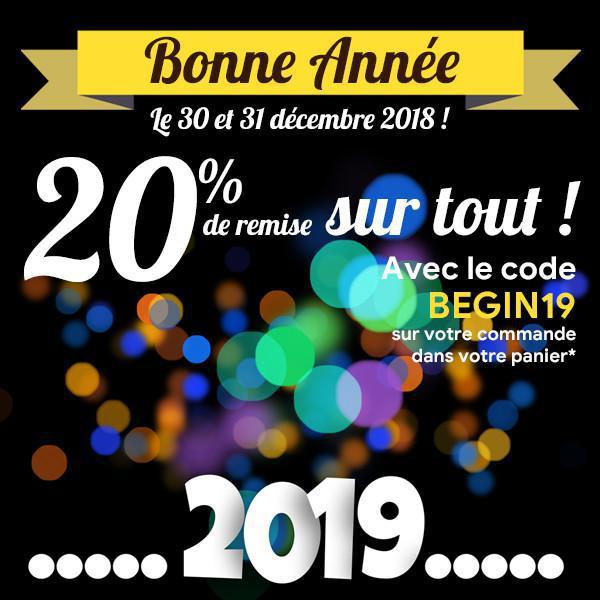 😀 On finit l'année en beauté avec 2 jours exceptionnels ! 🥳