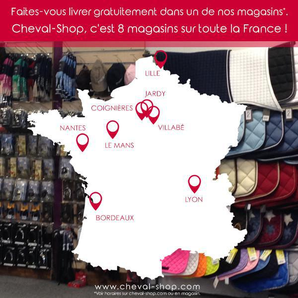 🌞 Faites-vous livrer gratuitement dans un de nos 8 magasins !! 😎