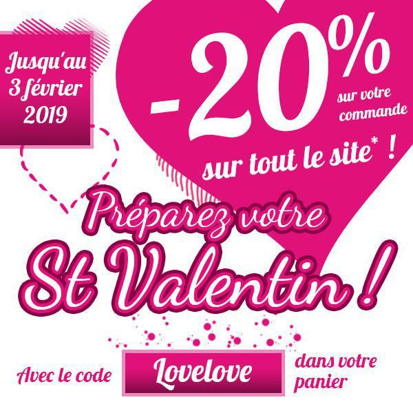 🥰🥰 Préparez votre St Valentin !! ❤️💝