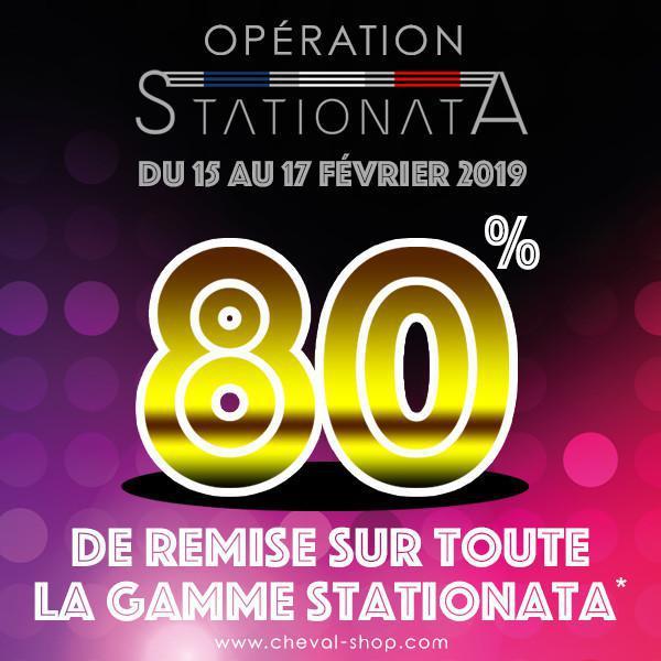 🎁‼️ C'est parti pour l'Opération STATIONATA !! Tout STATIONATA à -80%* !!! 🤩😎