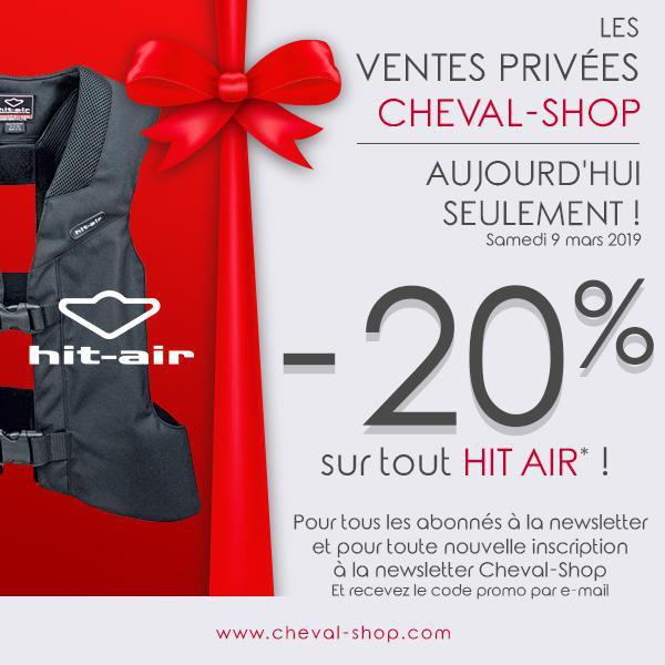 🤩🤩 Ventes privées : -20% sur tout HIT AIR ! 💝⭐️