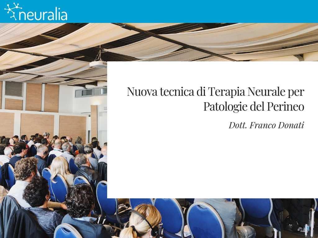 Nuova tecnica di Terapia Neurale per Patologie del Perineo