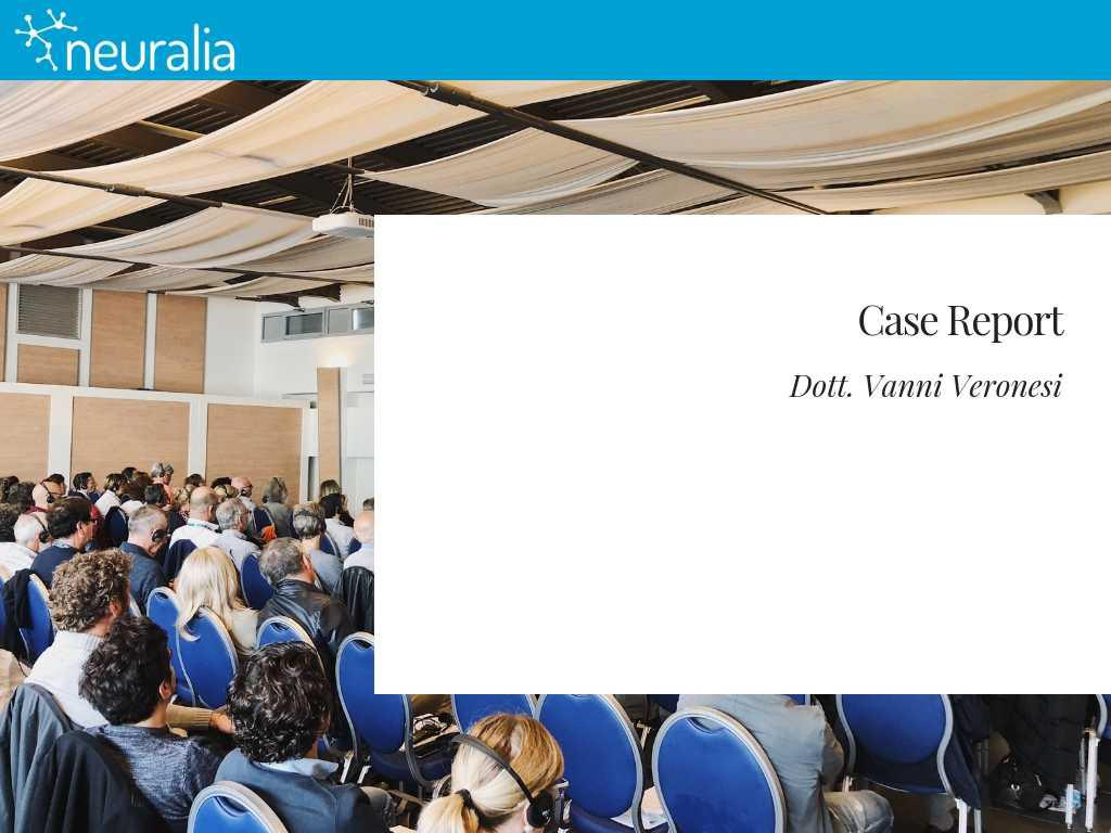 Case Report Dott. Vanni Veronesi