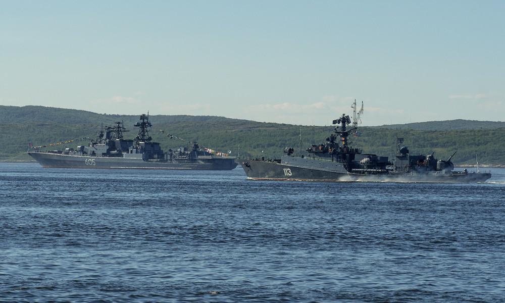 Dry-Dock Breakdown Complicates Kremlin's Naval Plans