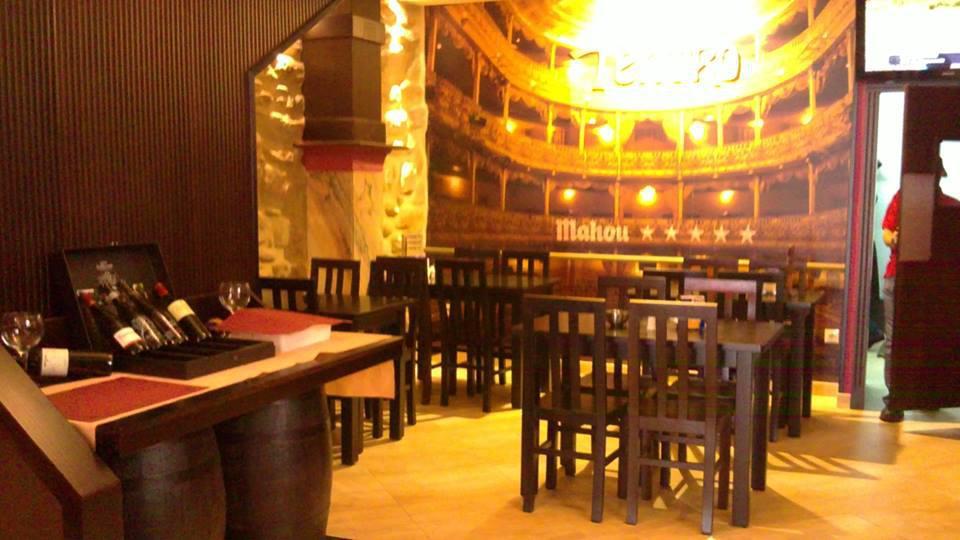Cervecería Teatro